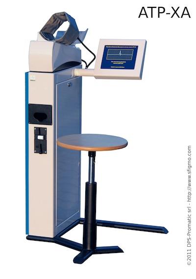 blood pressure calculator machine